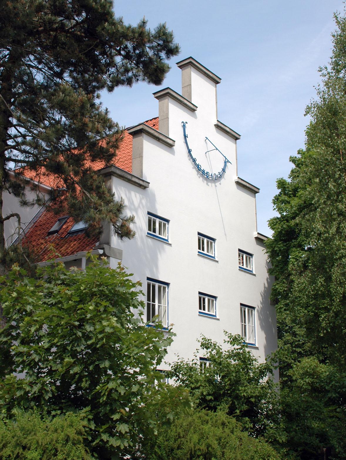 2004 hat die DRK Augusta-Schwesternschaft Lüneburg e.V. das heutige