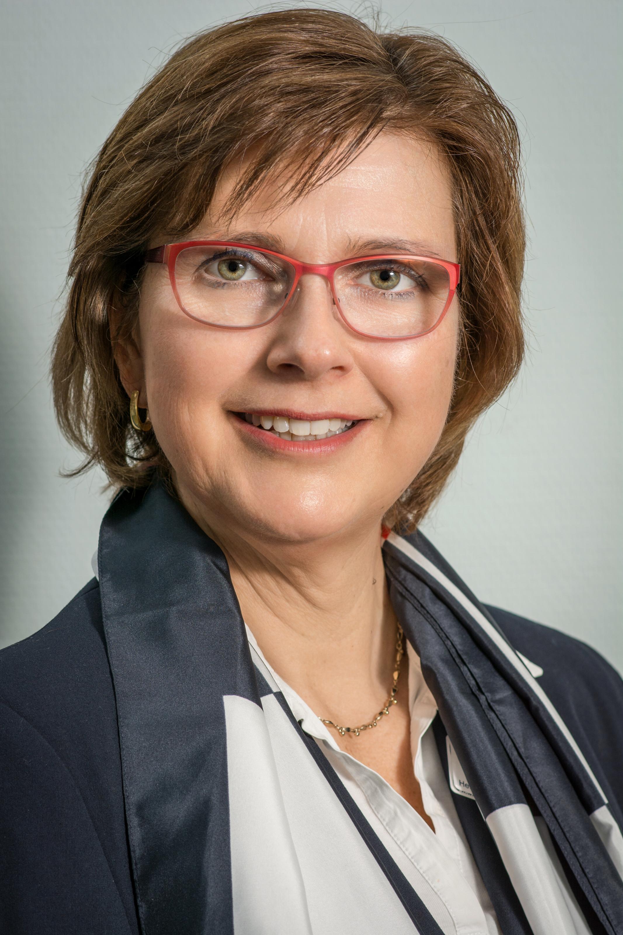 Christine Krüger ist nicht nur stellvertretende Oberin, sie ist auch Heimleitung unseres Alten- und Pflegeheimes.