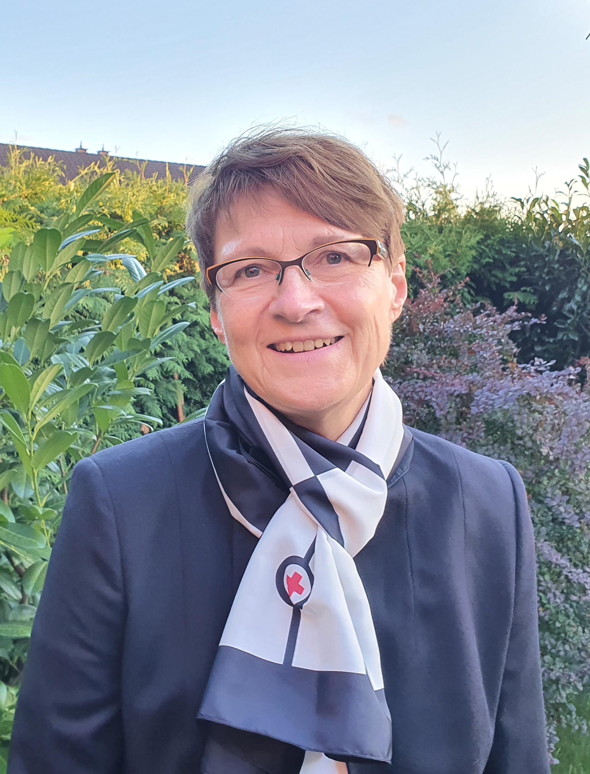 Bernadett Lietz-Kossel, Pflegedienstleitung Alten- und Pflegeheinm, DRK Augusta-Schwesternschaft Lüneburg e.V.